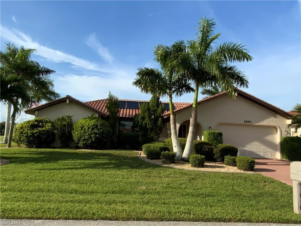 2854 Sancho Panza Court Property Photo - PUNTA GORDA, FL real estate listing