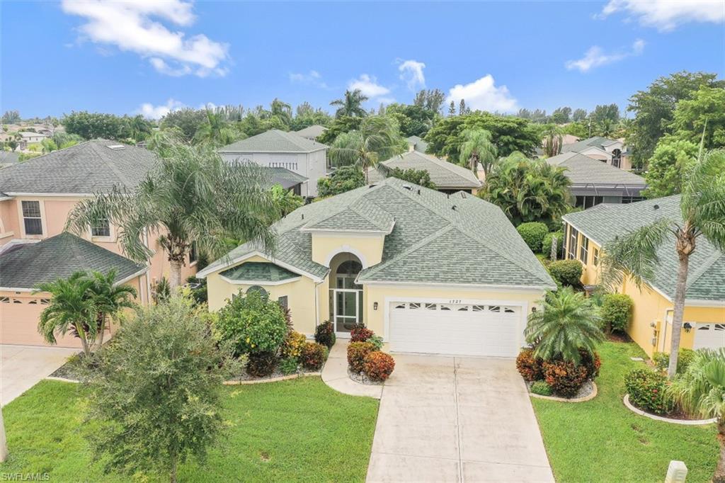 1727 Emerald Cove Circle Property Photo - CAPE CORAL, FL real estate listing