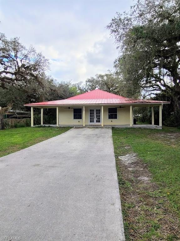 349 Fraser Avenue Property Photo - LABELLE, FL real estate listing