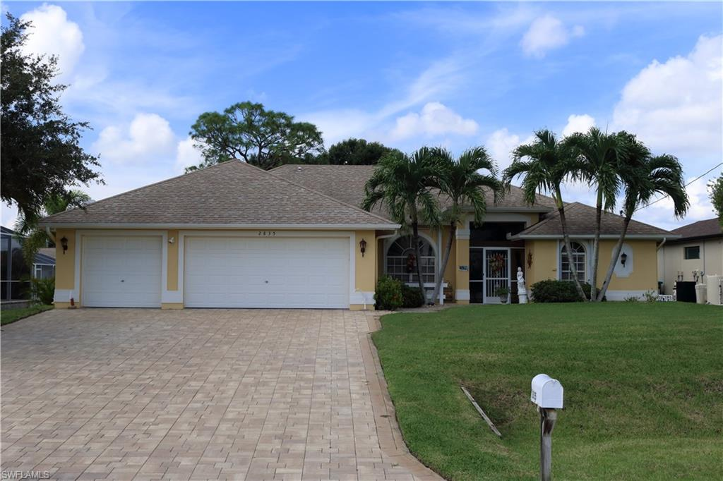 2835 NW 14th Terrace Property Photo - CAPE CORAL, FL real estate listing