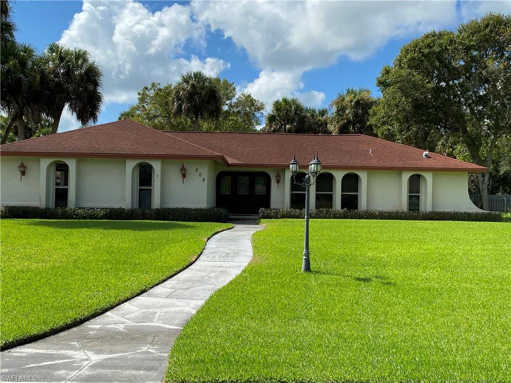 208 Ridgewood Avenue Property Photo - CLEWISTON, FL real estate listing