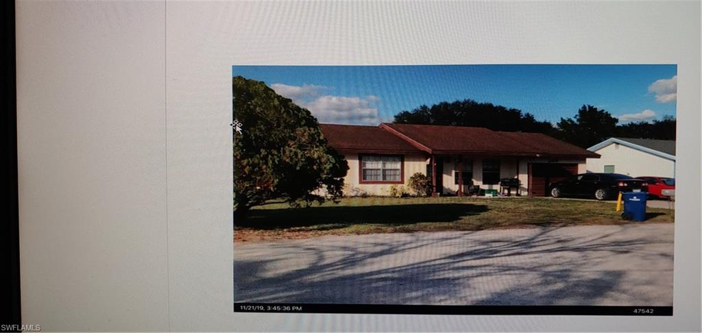 2004 Steamboat Circle Property Photo - LABELLE, FL real estate listing