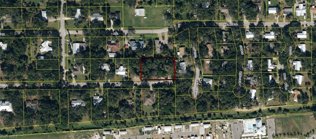 8th Avenue Property Photo - LABELLE, FL real estate listing