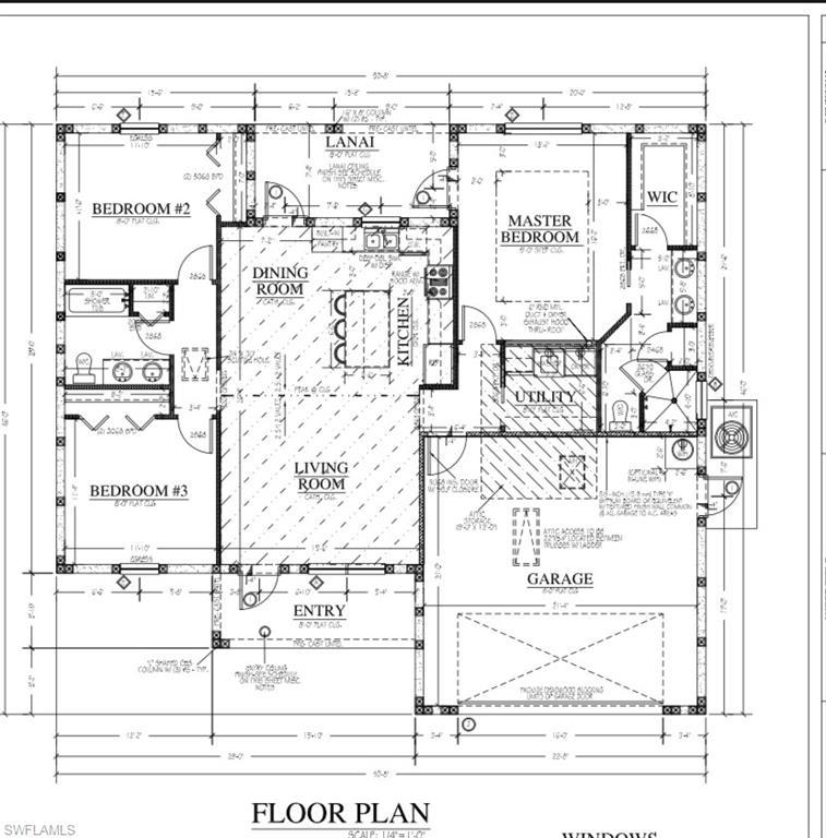 1110 Comet Avenue Property Photo - LABELLE, FL real estate listing