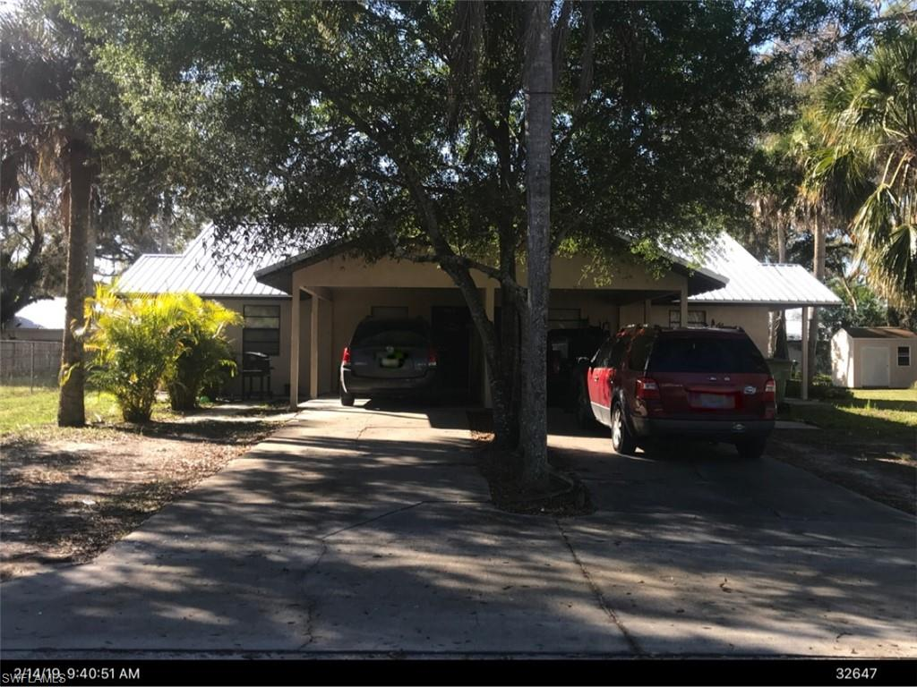309 3rd Avenue Property Photo - LABELLE, FL real estate listing
