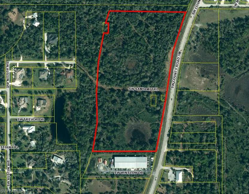 SW Co Road 769 Property Photo - LAKE SUZY, FL real estate listing