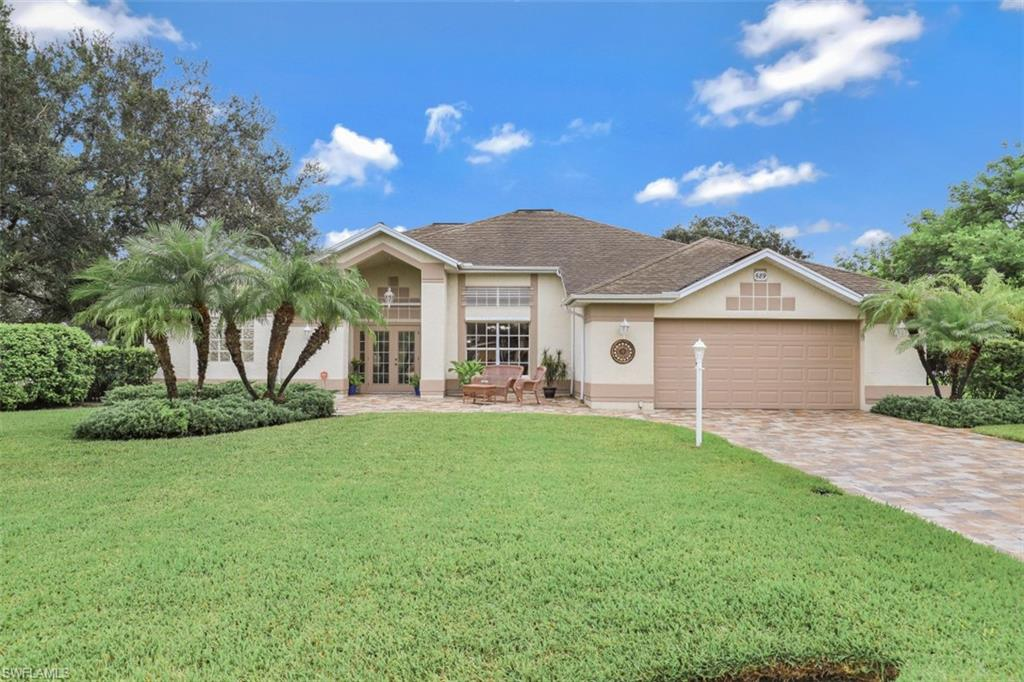 689 Grass Cove Court Property Photo - LEHIGH ACRES, FL real estate listing