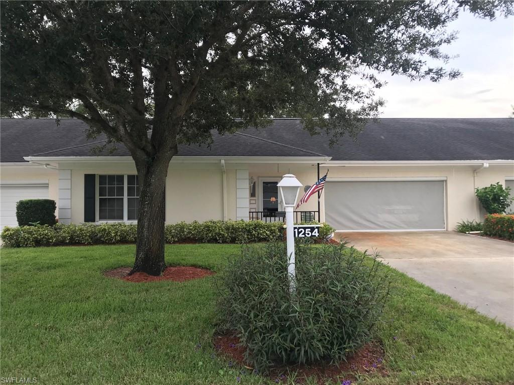 1254 Medinah Drive S Property Photo - FORT MYERS, FL real estate listing