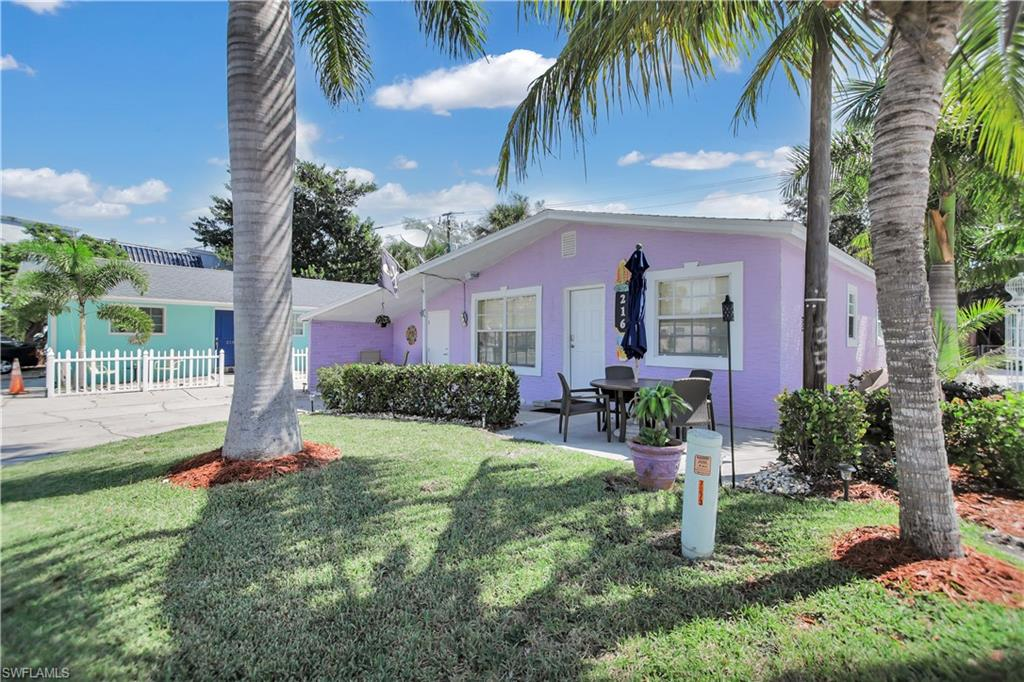 216 Fairweather Lane Property Photo - FORT MYERS BEACH, FL real estate listing
