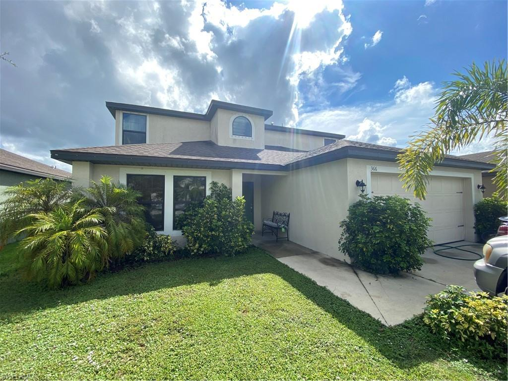 366 Shadow Lakes Drive Property Photo - LEHIGH ACRES, FL real estate listing