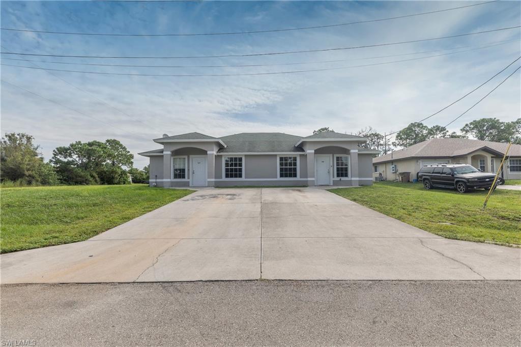 437/439 Linden Avenue S Property Photo - LEHIGH ACRES, FL real estate listing