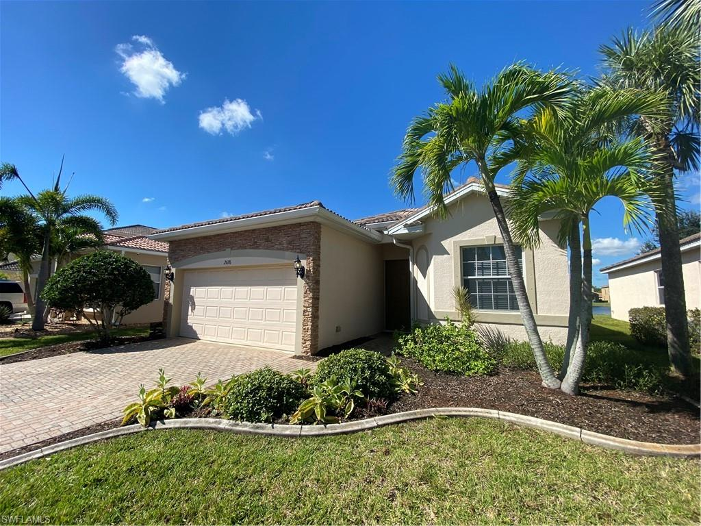2676 Sunset Lake Drive Property Photo - CAPE CORAL, FL real estate listing