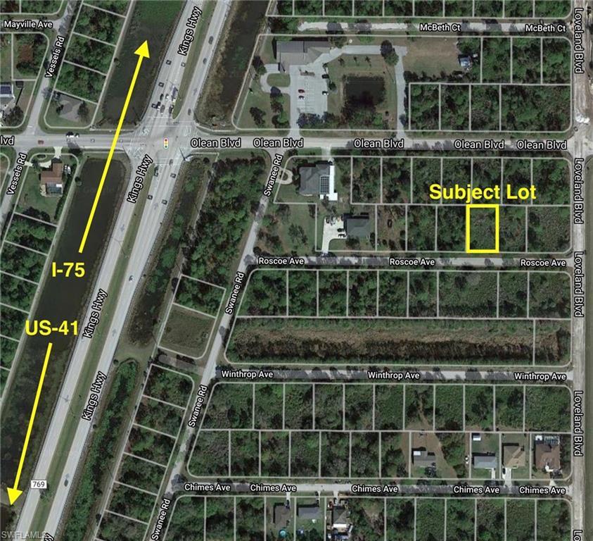 23508 Roscoe Avenue Property Photo