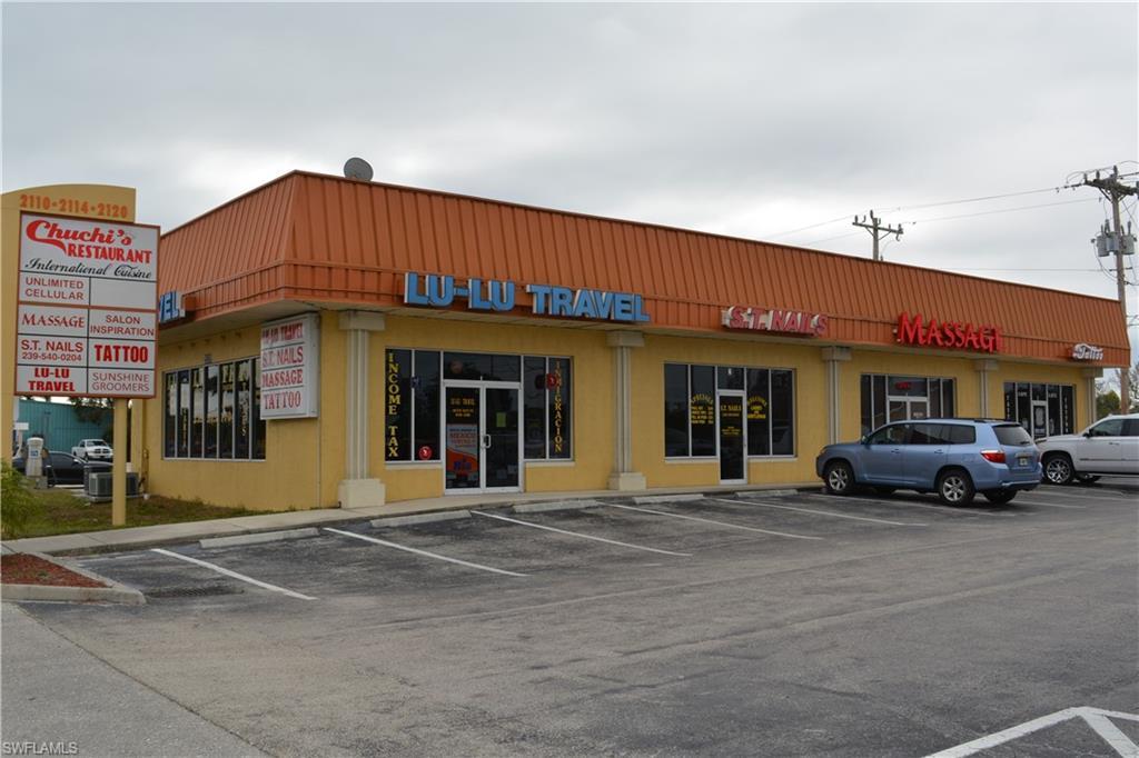 2110 Santa Barbara Boulevard #2 Property Photo - CAPE CORAL, FL real estate listing