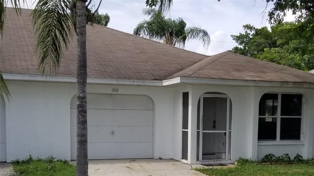 1243 SE 8th Terrace Property Photo - CAPE CORAL, FL real estate listing
