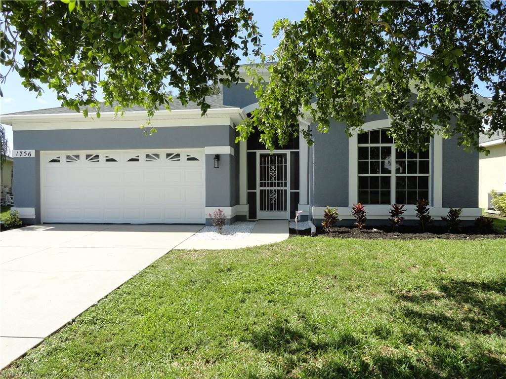 1756 Emerald Cove Circle Property Photo - CAPE CORAL, FL real estate listing