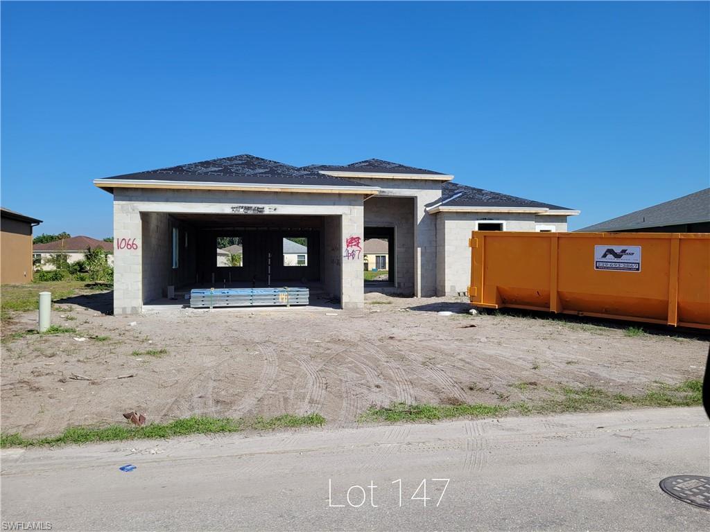 1066 Jackson Court Property Photo - IMMOKALEE, FL real estate listing