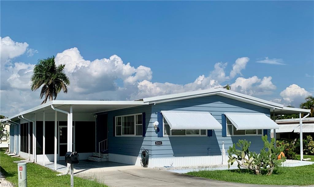 5211 Forest Park Drive Property Photo - NORTH FORT MYERS, FL real estate listing