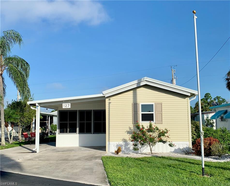 127 Overland Trail Property Photo - NORTH FORT MYERS, FL real estate listing