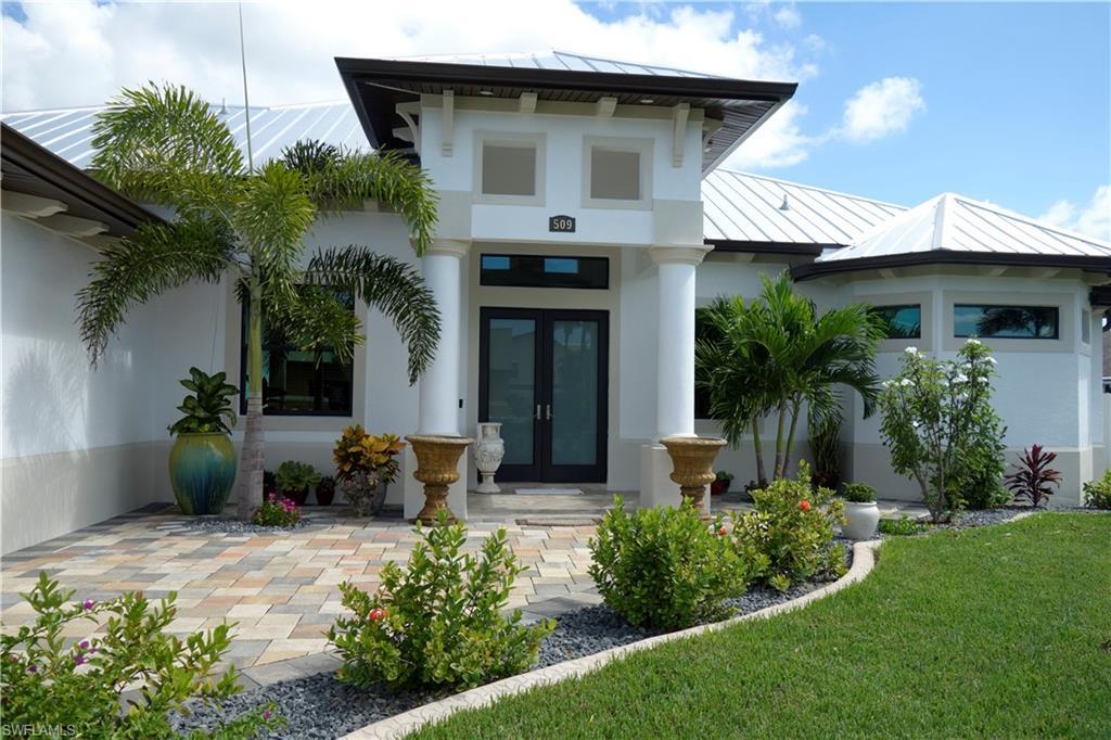 509 NE 16th Place Property Photo - CAPE CORAL, FL real estate listing