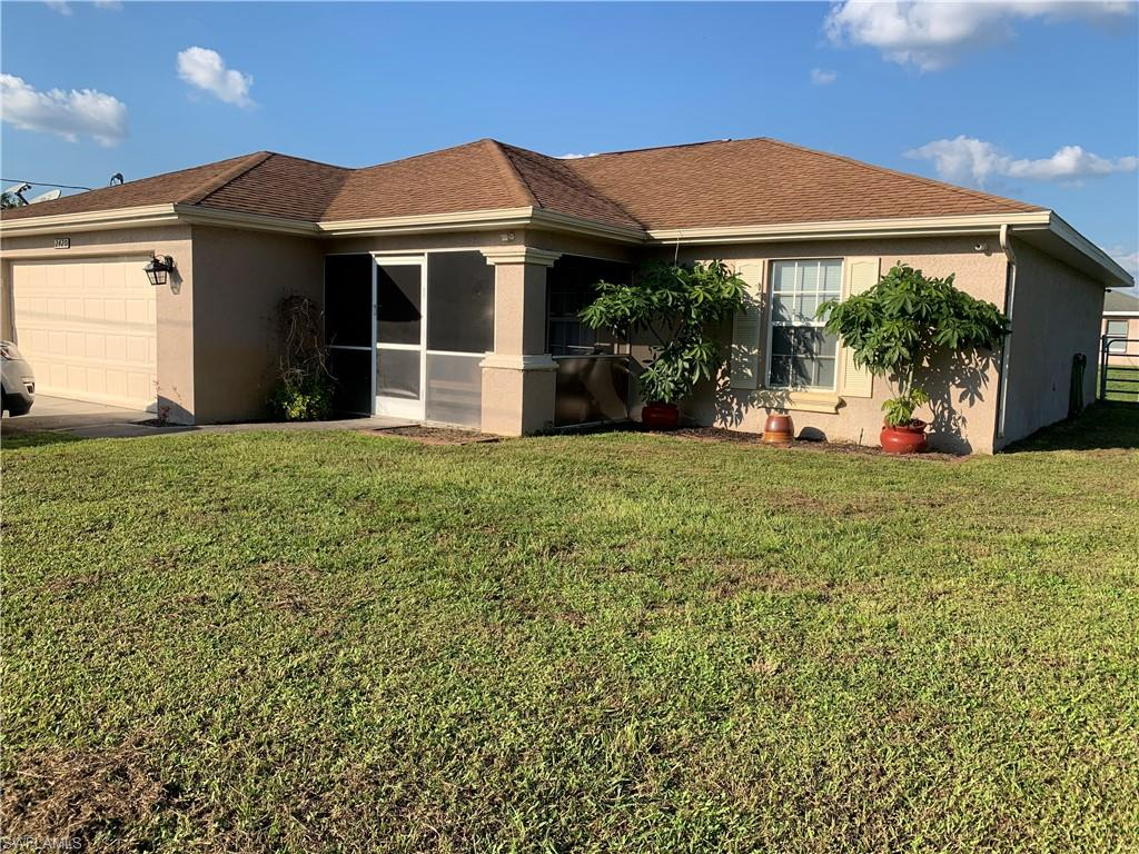 2420 Christopher Avenue N Property Photo - LEHIGH ACRES, FL real estate listing