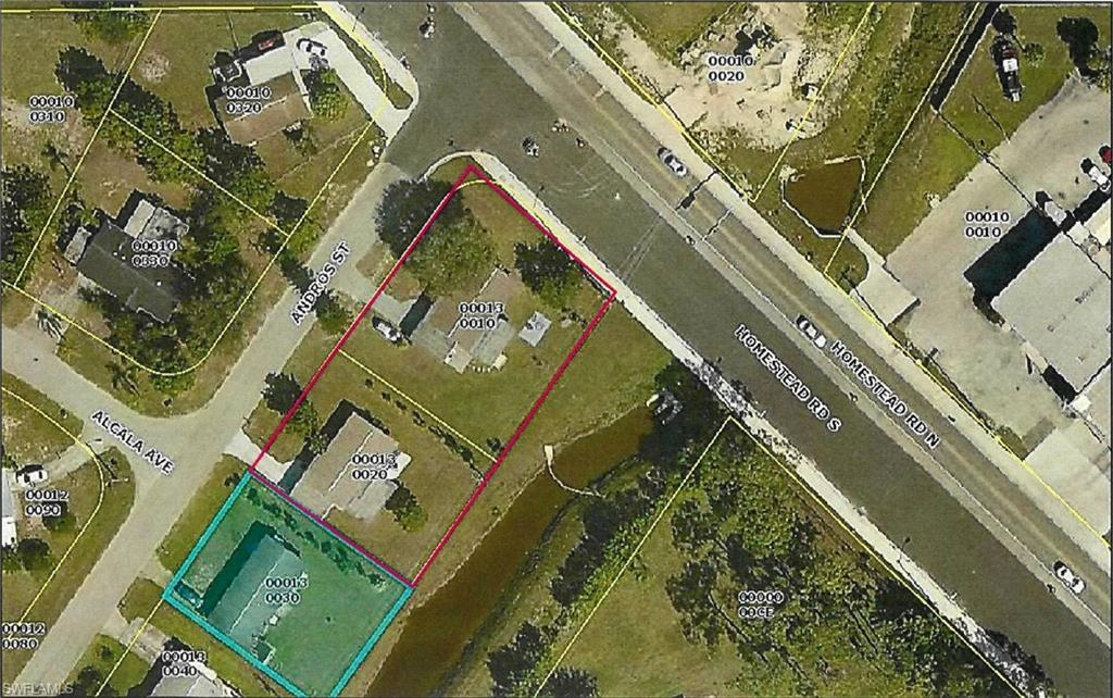 10 and 12 Andros Street Property Photo - LEHIGH ACRES, FL real estate listing