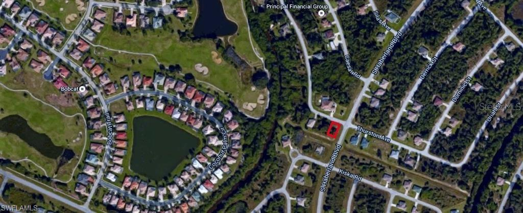 Thurston Avenue Property Photo - NORTH PORT, FL real estate listing