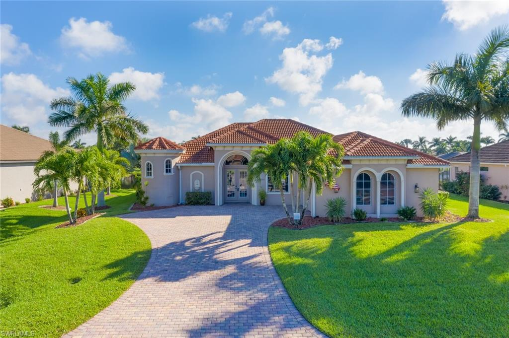 11932 Princess Grace Court Property Photo - CAPE CORAL, FL real estate listing
