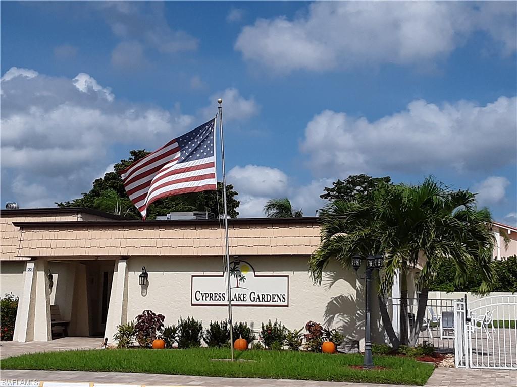Cypress Lake Gardens Condo Real Estate Listings Main Image