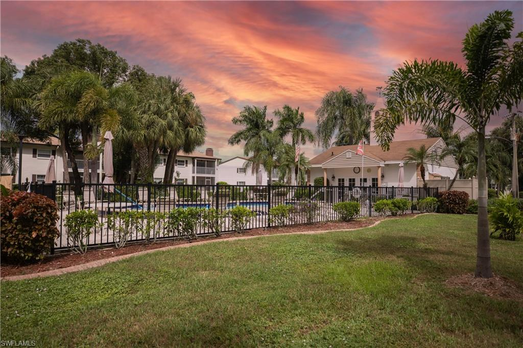 7025 New Post Drive #5 Property Photo - NORTH FORT MYERS, FL real estate listing