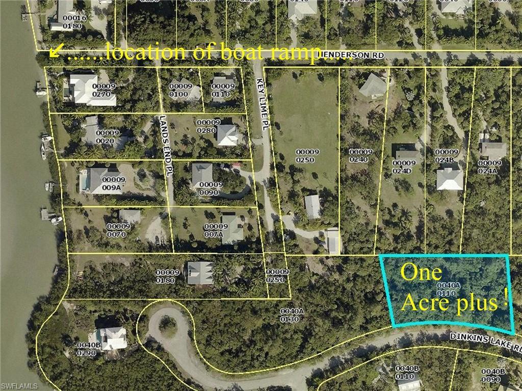6095 Dinkins Lake Road Property Photo - SANIBEL, FL real estate listing
