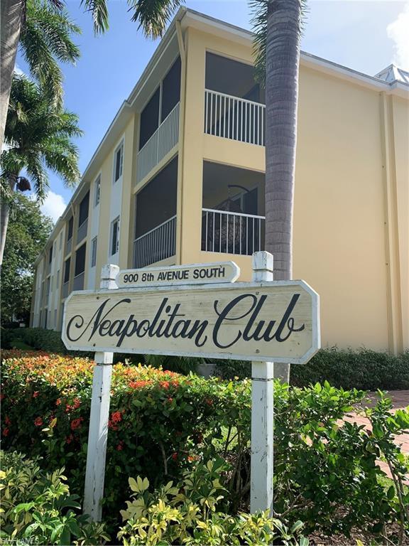 900 8th Avenue S #102 Property Photo - NAPLES, FL real estate listing