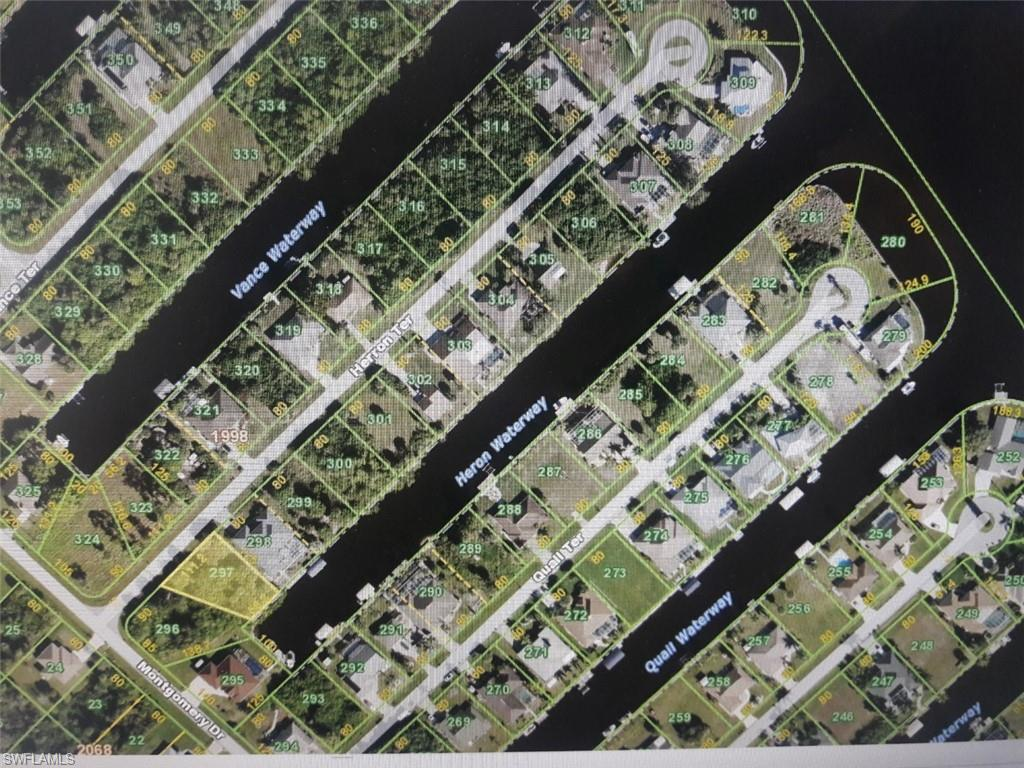 2506 Herron Terrace Property Photo - PORT CHARLOTTE, FL real estate listing