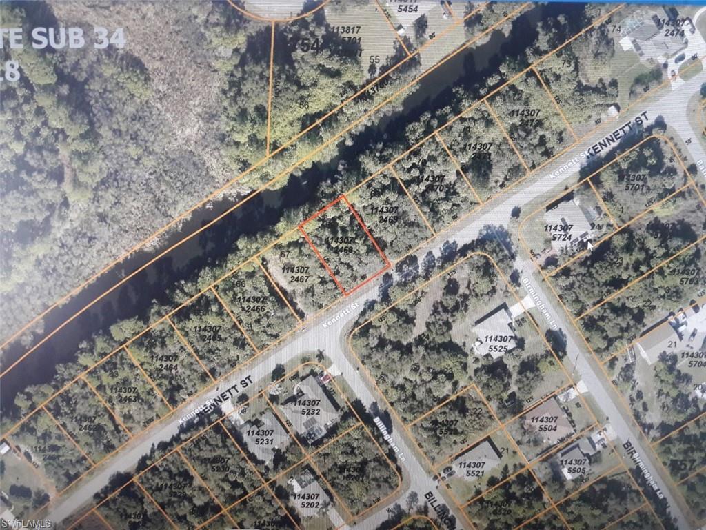Kennett Street Property Photo - NORTH PORT, FL real estate listing