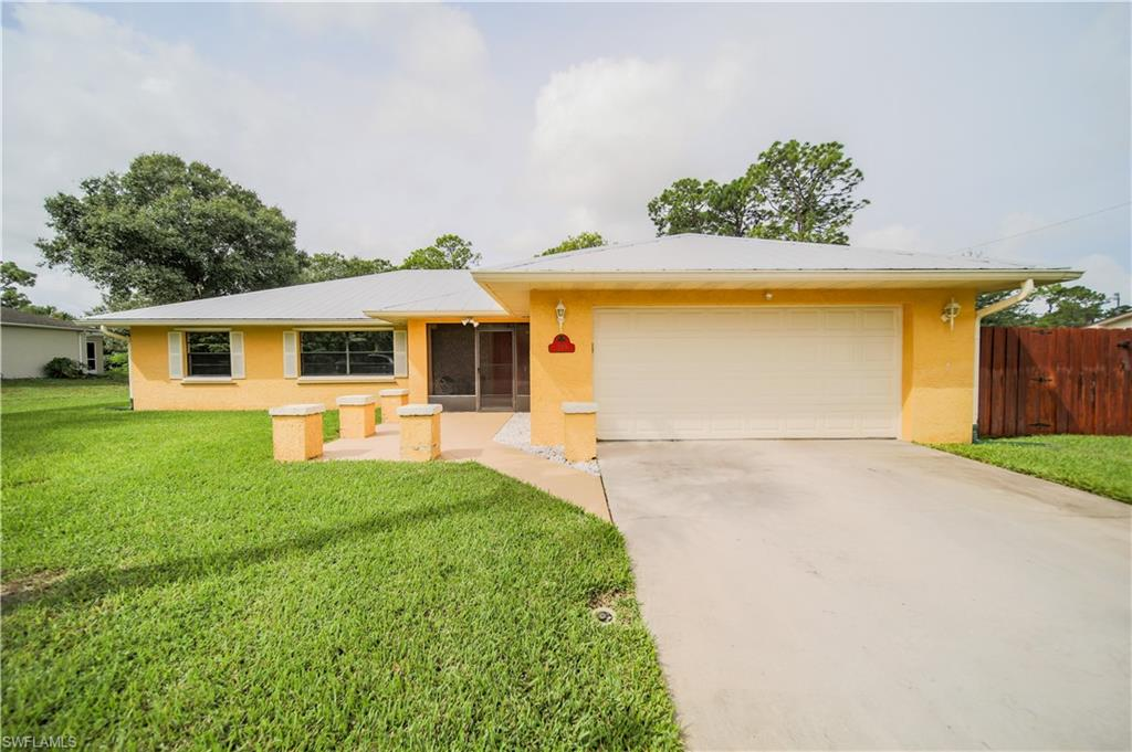 319 Lincoln Avenue Property Photo - LEHIGH ACRES, FL real estate listing