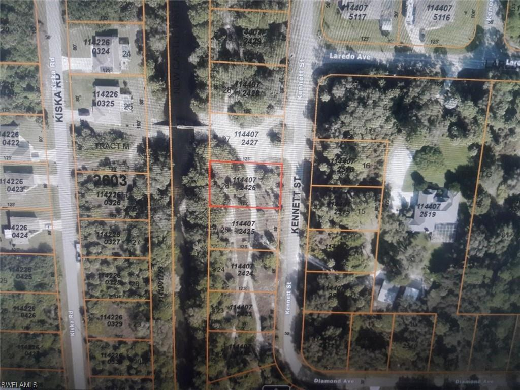 Kennett Street Property Photo - NORTH PORT, FL real estate listing