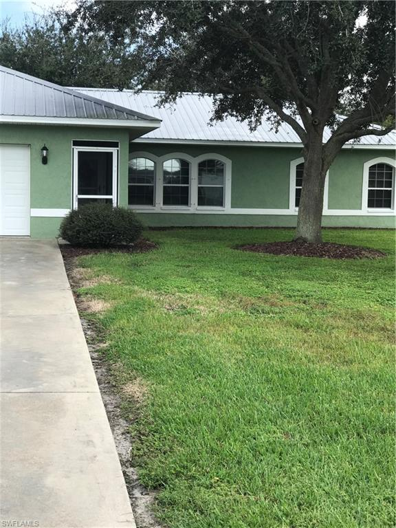 926 Sawgrass Street Property Photo - CLEWISTON, FL real estate listing
