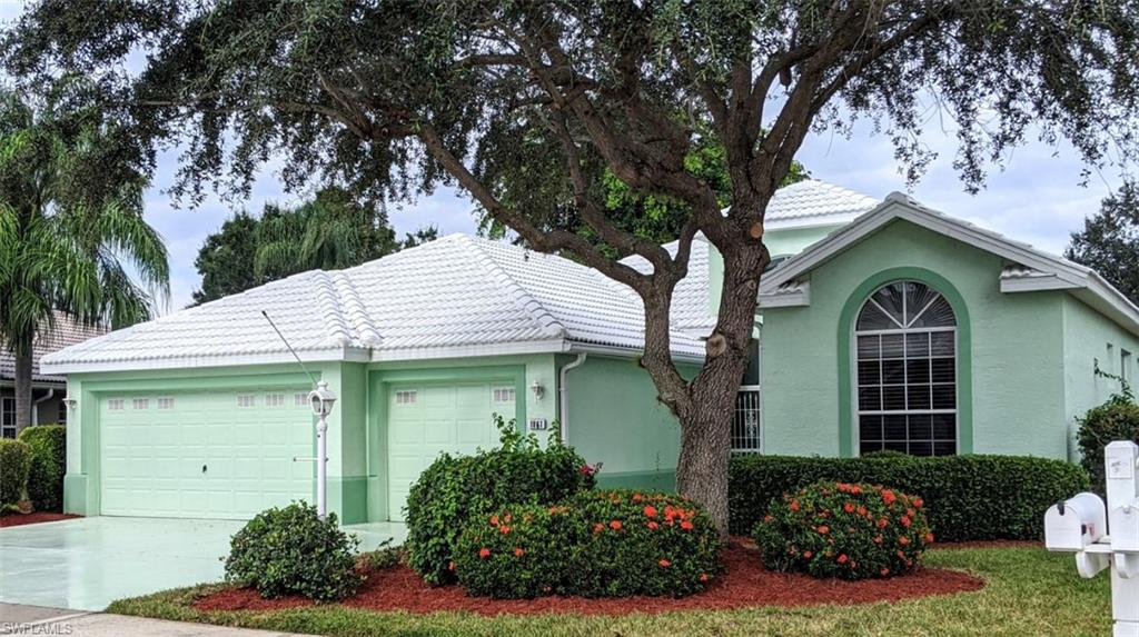 1861 Corona Del Sire Drive Property Photo - NORTH FORT MYERS, FL real estate listing