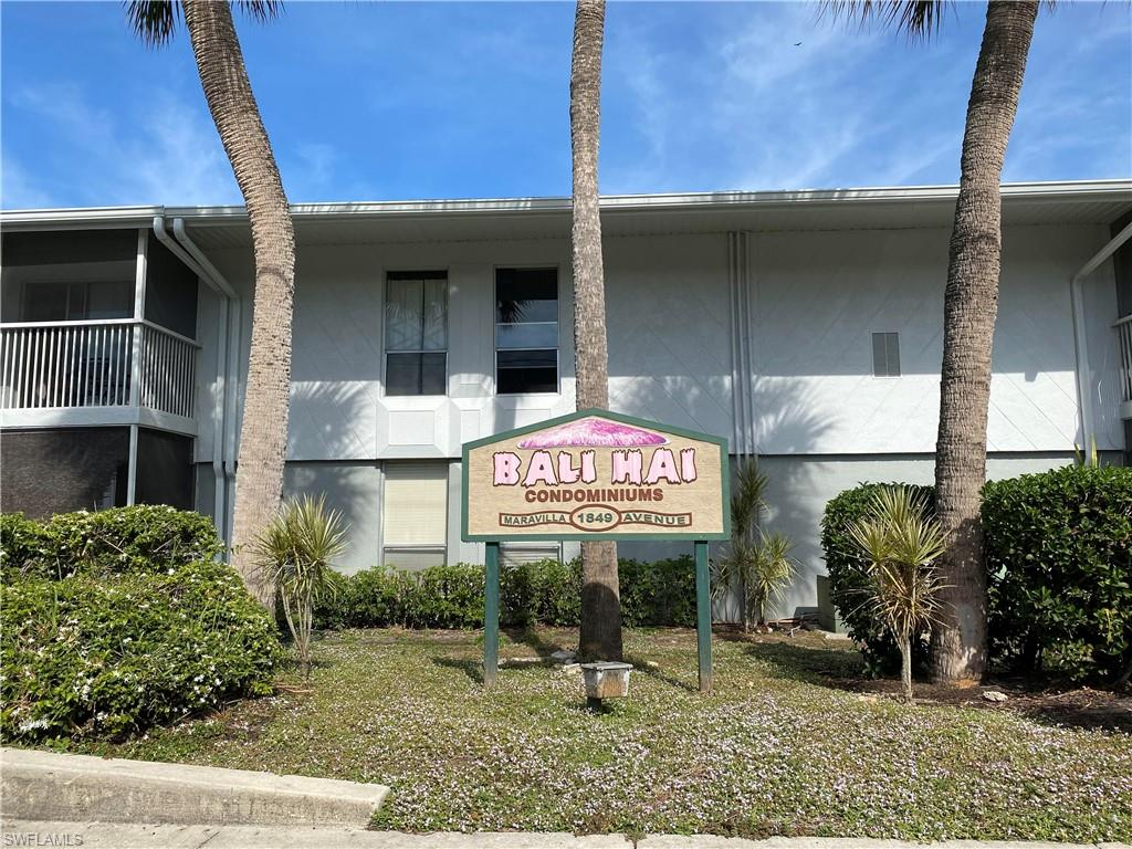 1849 Maravilla Avenue #C12 Property Photo - FORT MYERS, FL real estate listing