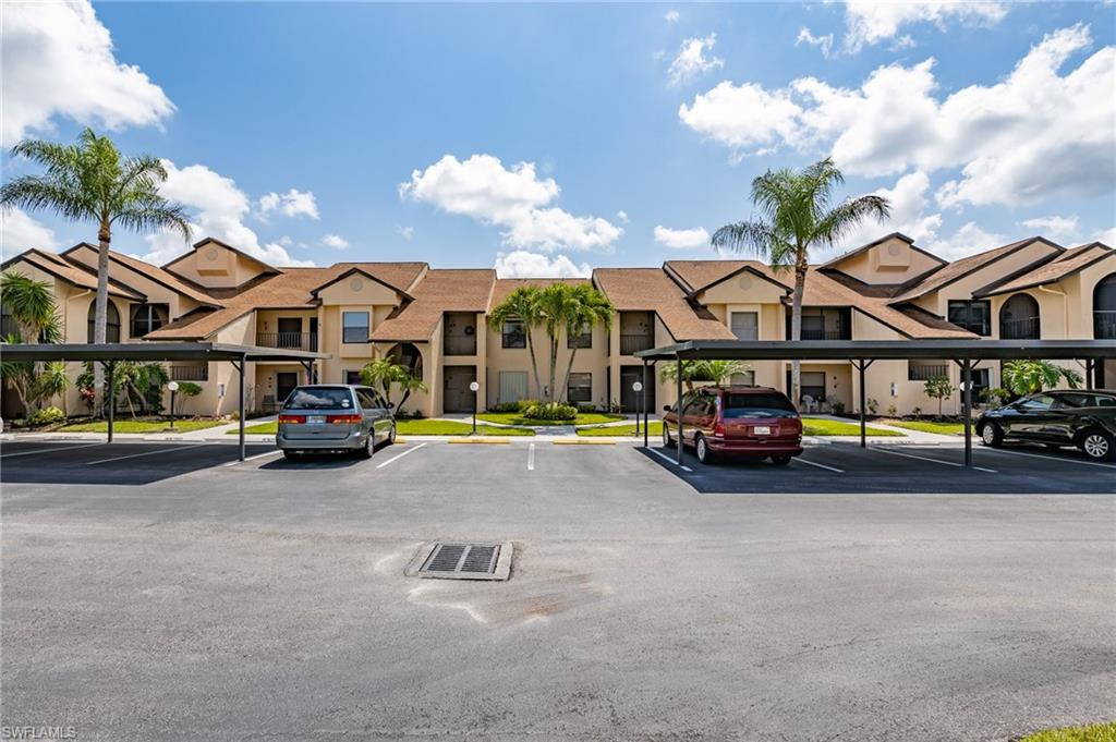 8366 Charter Club Circle #9 Property Photo - FORT MYERS, FL real estate listing