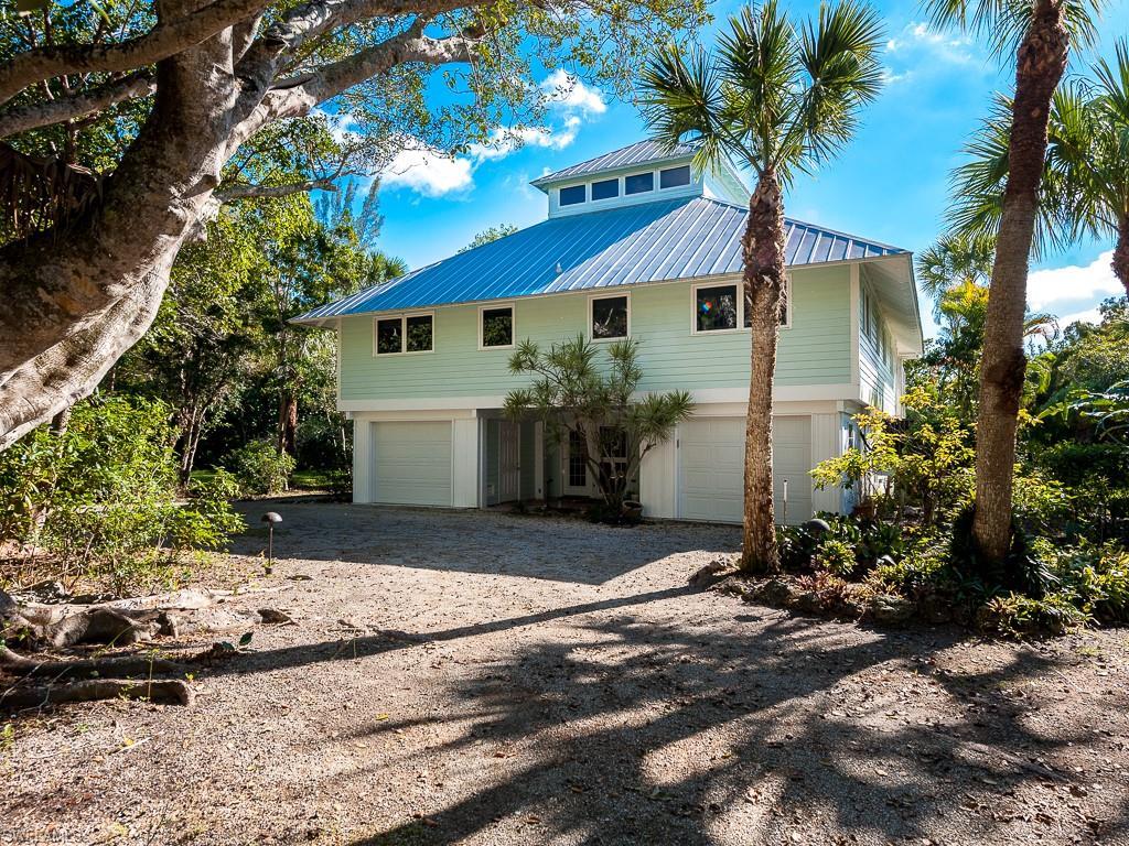 3020 Turtle Gait Lane Property Photo - SANIBEL, FL real estate listing