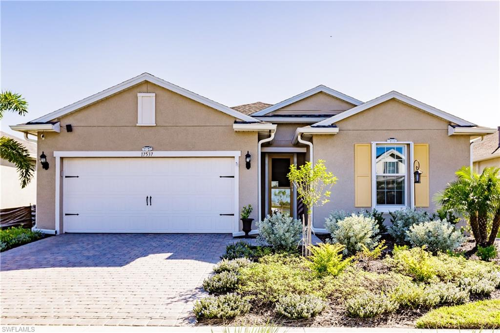 17537 Silverspur Drive Property Photo - Babcock Ranch, FL real estate listing