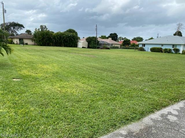 1525 Canal Street Property Photo - LEHIGH ACRES, FL real estate listing
