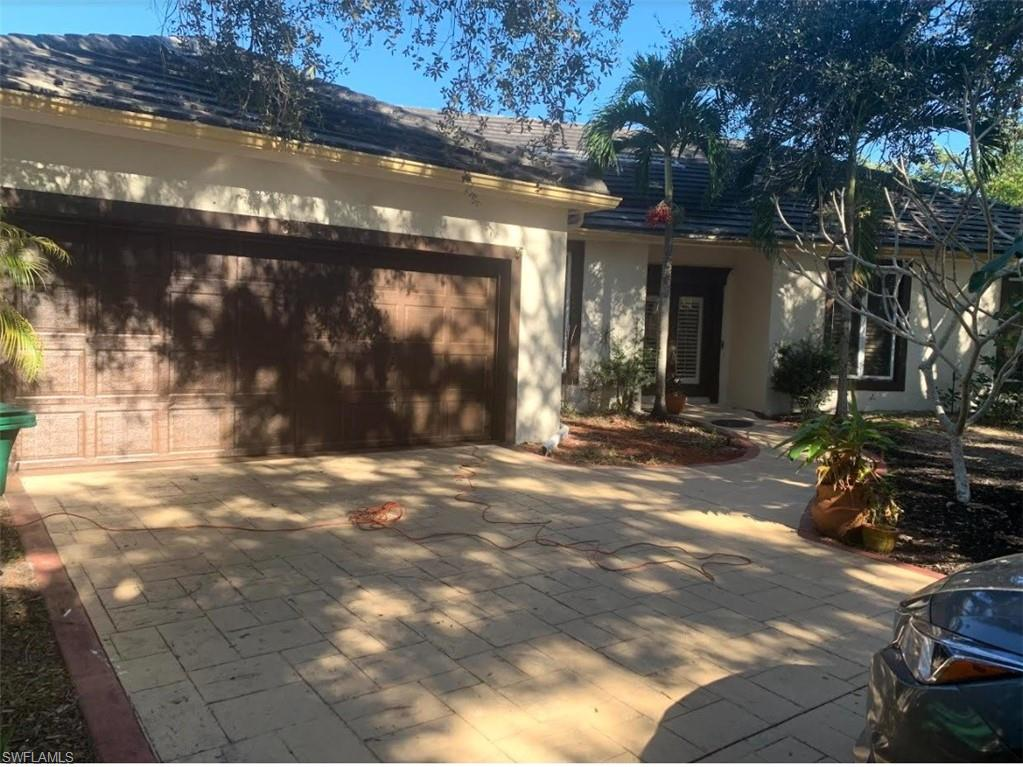 8114 COSTA BRAVA Court Property Photo - NAPLES, FL real estate listing
