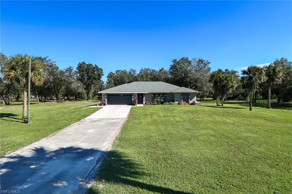 3711 Bateman Road Property Photo - ALVA, FL real estate listing