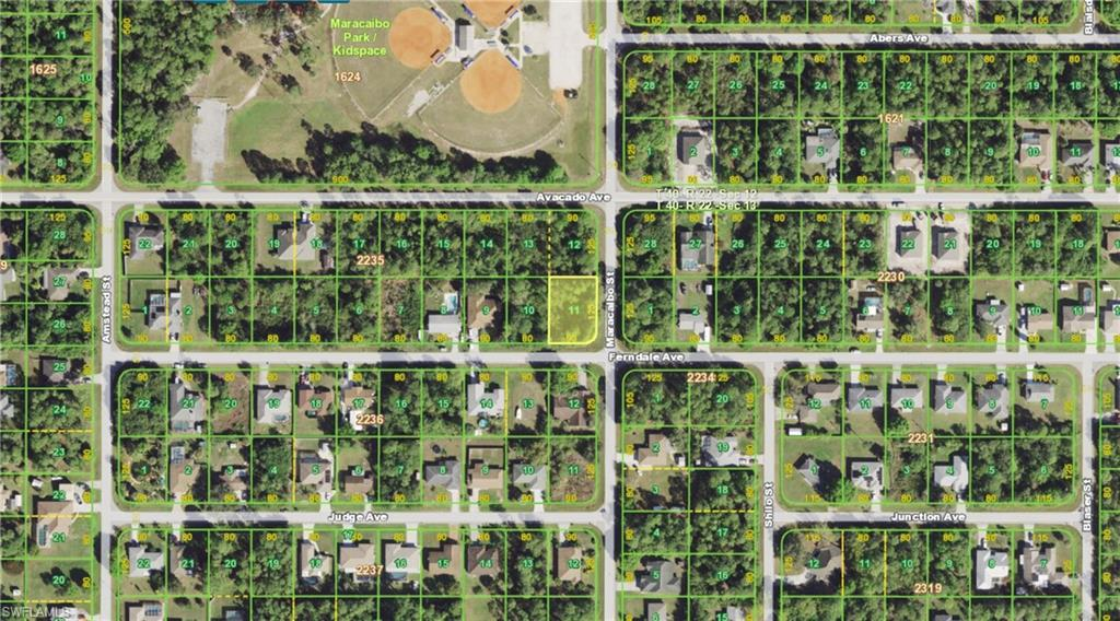 1555 Maracaibo Street Property Photo - PORT CHARLOTTE, FL real estate listing