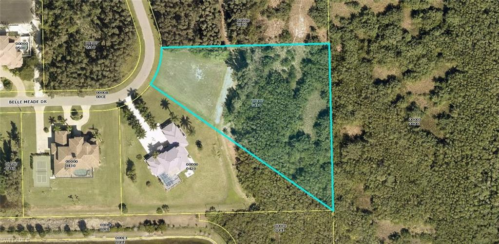 8490 Belle Meade Drive Property Photo - FORT MYERS, FL real estate listing