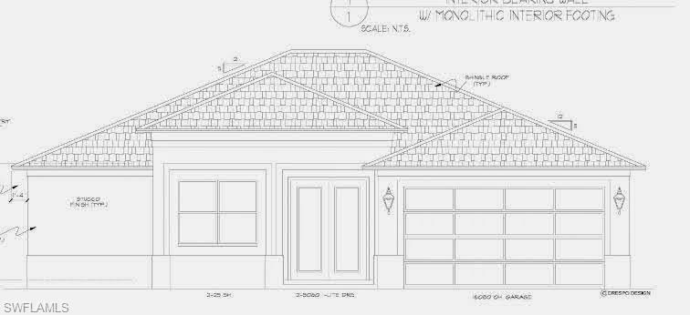 3511 Fernwood Lane Property Photo - LABELLE, FL real estate listing