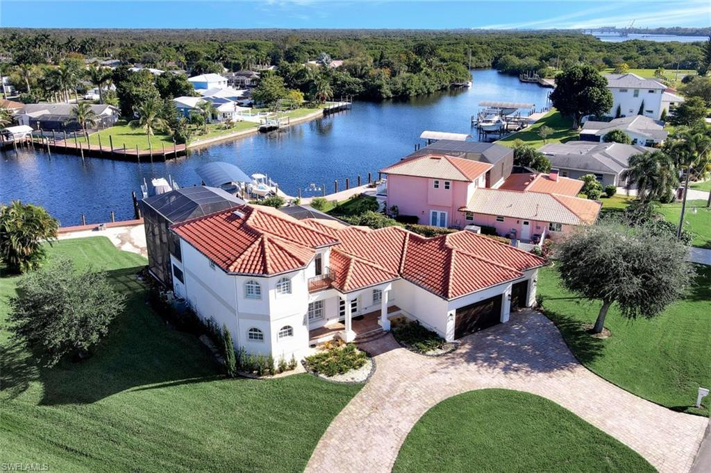 2126 Club House Road Property Photo - NORTH FORT MYERS, FL real estate listing