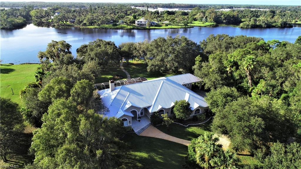 20150 Cypress Creek Drive Property Photo - ALVA, FL real estate listing